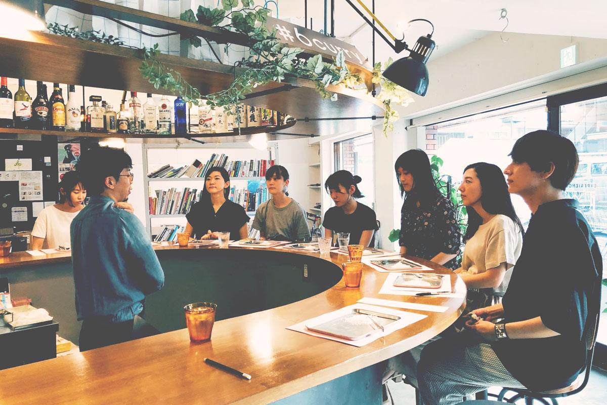 東京、京都など全国でワークショップを開催しています。